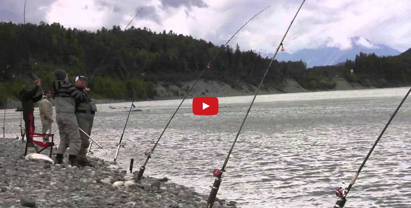 Fishing report for june 29 for bulkley skeena kitimat for Smith river fishing report